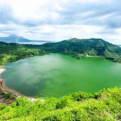 Tagaytay - Volcan Taal